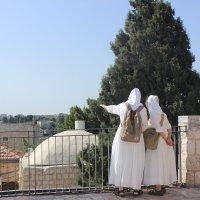 Иерусалим глазами путешественников :: Татьяна