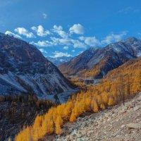 Осень в горах :: Анатолий Иргл