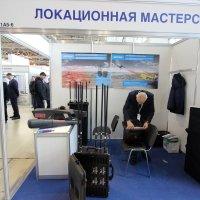 Здесь сбивают беспилоттники без  стрельбы! :: Виталий Селиванов