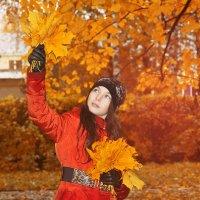 Ах, эта осень... :: Елена Князева