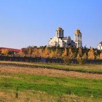 Свято-Георгиевский Женский Монастырь :: Леонид Сергиенко