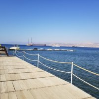 Октябрь на Красном море. :: Жанна Мааита