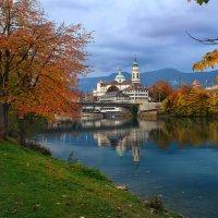 под небом голубым есть город золотой... :: Elena Wymann