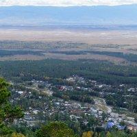 Посёлок Аршан с высоты :: Владимир Гришин