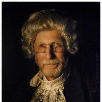 Портрет мужчины в пенсне :: Алексадр Мякшин