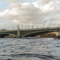 Троицкий мост :: Виталий Гаврин