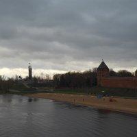 Вид на Новгородский Кремль. :: Татьяна