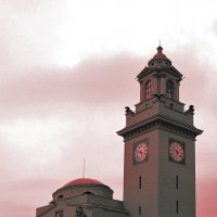 Башня. :: Александр Никитин