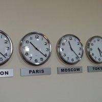 Точное время по всему миру :: татьяна