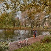 Осень Питер :: Алексей Корнеев