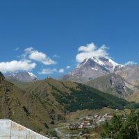 В горах :: Наталья (D.Nat@lia) Джикидзе (Берёзина)