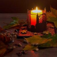 Осенний вечер :: Е. Вегнер