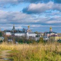 Иоанно-Богословский монастырь, с.Пощупово :: Николай Сигаев