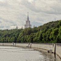 московская высотка :: Валентина. .