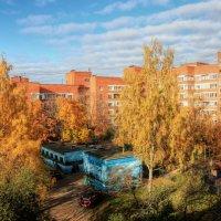 Двор :: Сергей Григорьев