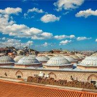 Крыши Гранд базара в Стамбуле :: Ирина Лепнёва