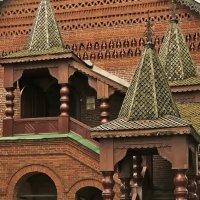 Палаты дворца удельных угличских князей (фрагмент) :: Nikolay Monahov