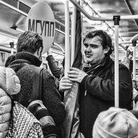 Московское метро. Октябрь 2017. :: Игорь Сон