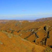 Осень в горах Северного Кавказа. Высота более 2000 м. :: Vladimir 070549