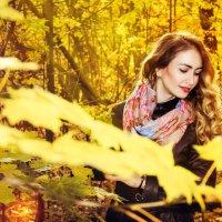 золотая осень :: Елена ПаФОС