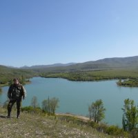 Тайганское Водохранилище. :: Андрей Рогов