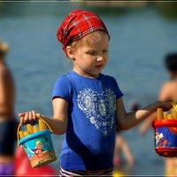Кому кукурузку...горячую кукурузку... недорого... :: Anatol Livtsov
