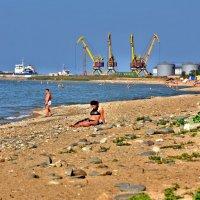 на пляже :: Иван Владимирович Карташов