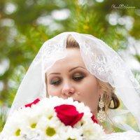 Нежная осенняя невеста :: Оксана Романова