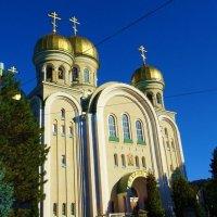 Кисловодск. Свято-Никольский Собор :: татьяна
