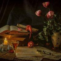 Письма из прошлого... :: Евгений Осипов