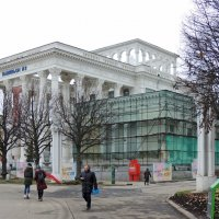 Павильон №2 «Народное образование» («Северный Кавказ») :: Александр Качалин