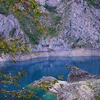 Горное озеро :: Николай Рогаткин