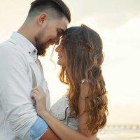 Влюбленные на закате :: Виктория Балашова