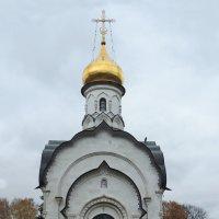 Москва. Церковь Василия Великого. :: Александр Качалин