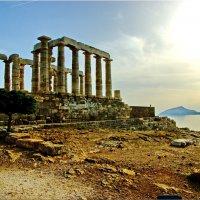 Руины храма Посейдона :: Андрей K.