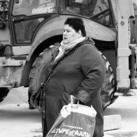 агрегат Дуся агрегат! :: Дмитрий Погорелов