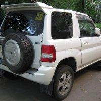 Белый Mitsubishi :: Дмитрий Никитин