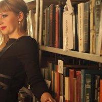 Библиотекарь!!! :: Олька Крайнова