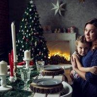Мама и дочка :: Галина Шарапова