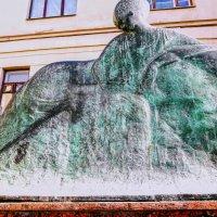 Памятник Анне Андреевне Ахматовой :: Tata Wolf