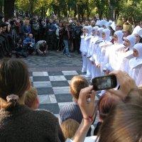Красивая шахматная партия!... Сочетание искусства и спорта!... :: Алекс Аро Аро