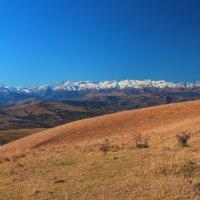 Осень в горах. Западная часть Главного Кавказского хребта :: Vladimir 070549