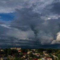 Буря небо мглою кроет :: Виктор Иванович