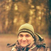 Средний рыбак :: Евгений Золотаев
