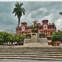 Памятник Симону Боливару :: Андрей K.
