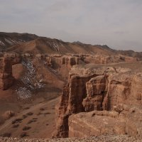 Казахстан Чарынский каньон :: Мария Разоренова