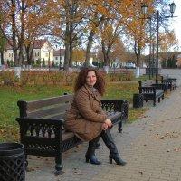 осень в Полоцке :: Элен Шендо