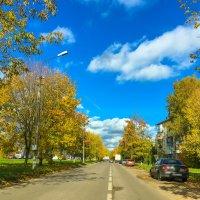 осень в городе :: Ольга (Кошкотень) Медведева