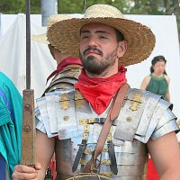 римский воин :: Олег Лукьянов