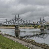 Староволжский мост в Твери. :: Михаил (Skipper A.M.)